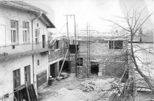 Stavebné úpravy budovy OSBD Martin na bývalej ul. Engelsovej